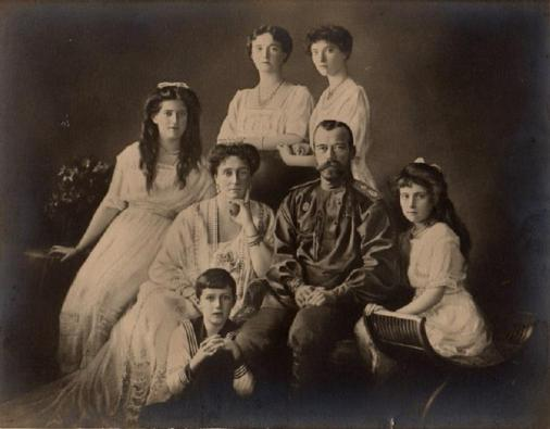 Image result for tsar nicholas ii and family