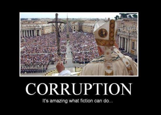 Image result for vatican sex crime meme
