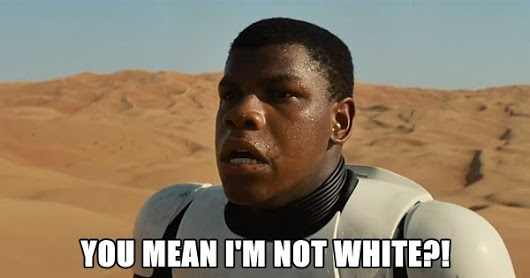 6 Reasons There's a Black Stormtrooper in STAR WARS: THE FORCE AWAKENS Trailer