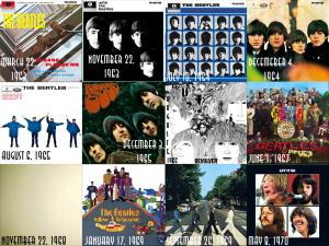 the_beatles_albums_by_jedikaputski